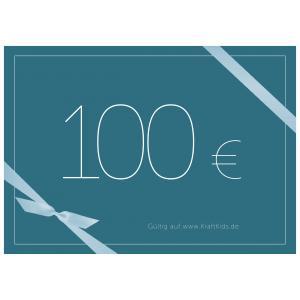 Geschenkgutschein Wert 100,00 Euro