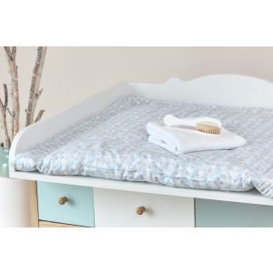 kraftkids spielzelt tipi kleine dreiecke blau grau wei. Black Bedroom Furniture Sets. Home Design Ideas