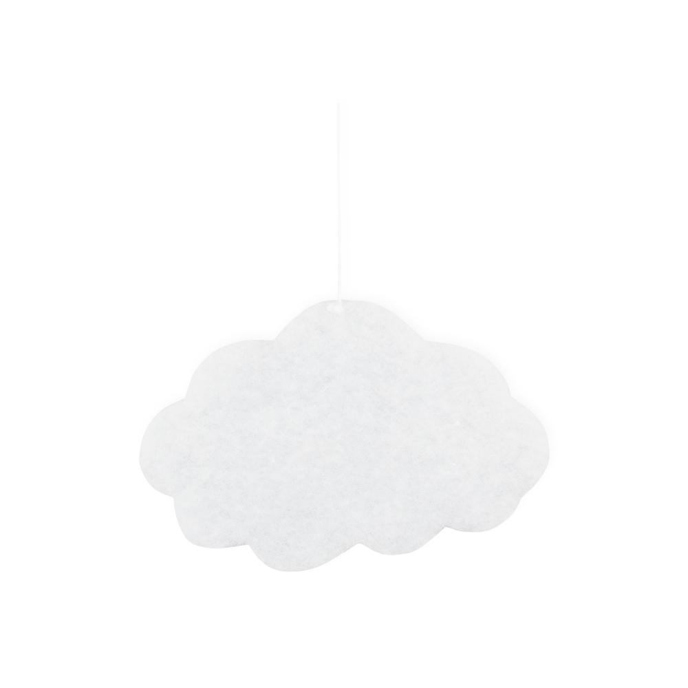 KraftKids Dekoration Wolke wei?
