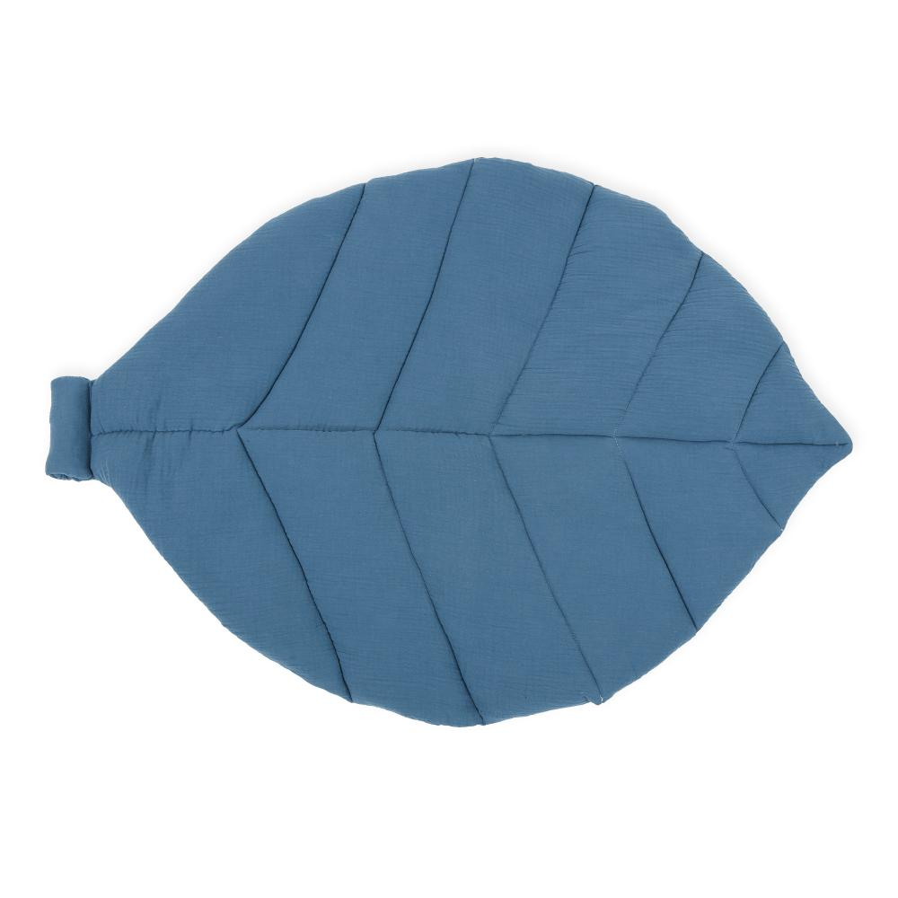 KraftKids Spielmatte Musselin blau