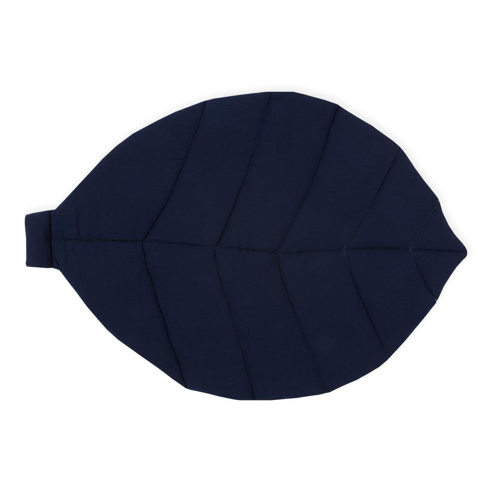 KraftKids Spielmatte Musselin dunkelblau