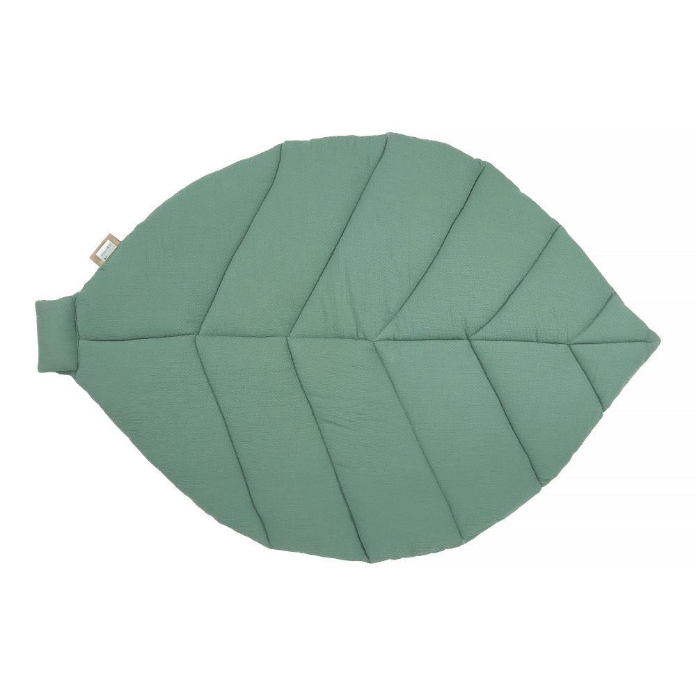 KraftKids Spielmatte Doppelkrepp Grün Jade