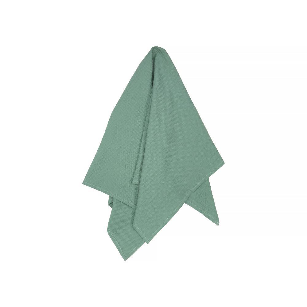 KraftKids Halstuch Doppelkrepp Grün Jade