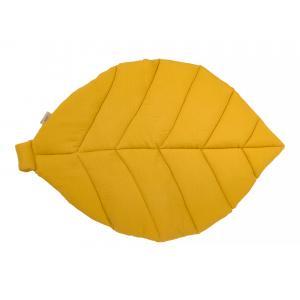 KraftKids Spielmatte Doppelkrepp Gelb Mustard