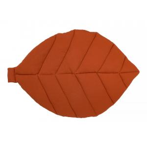 KraftKids Spielmatte Doppelkrepp Rot Herbstrot