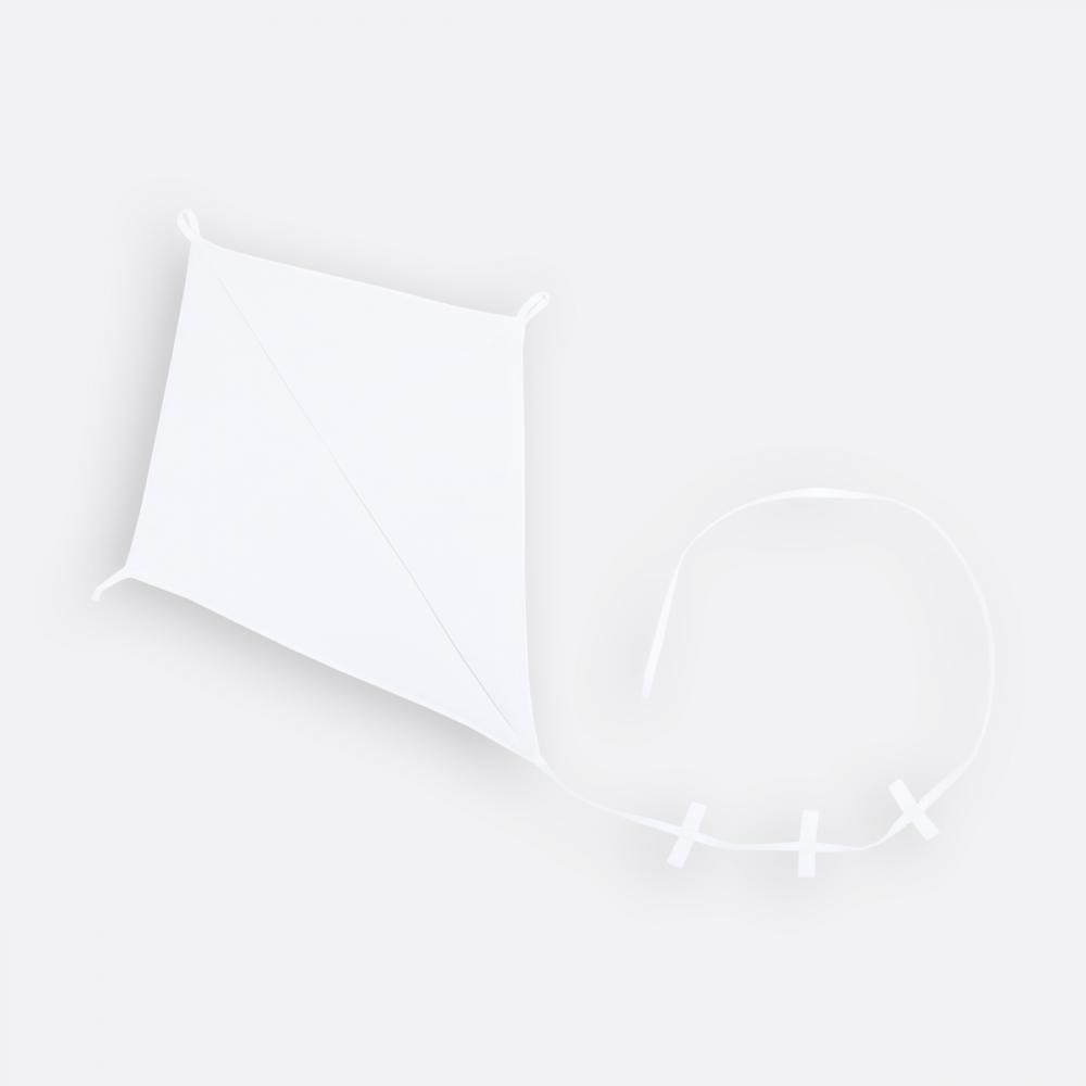 KraftKids Dekoration Luftdrache Uniweiss