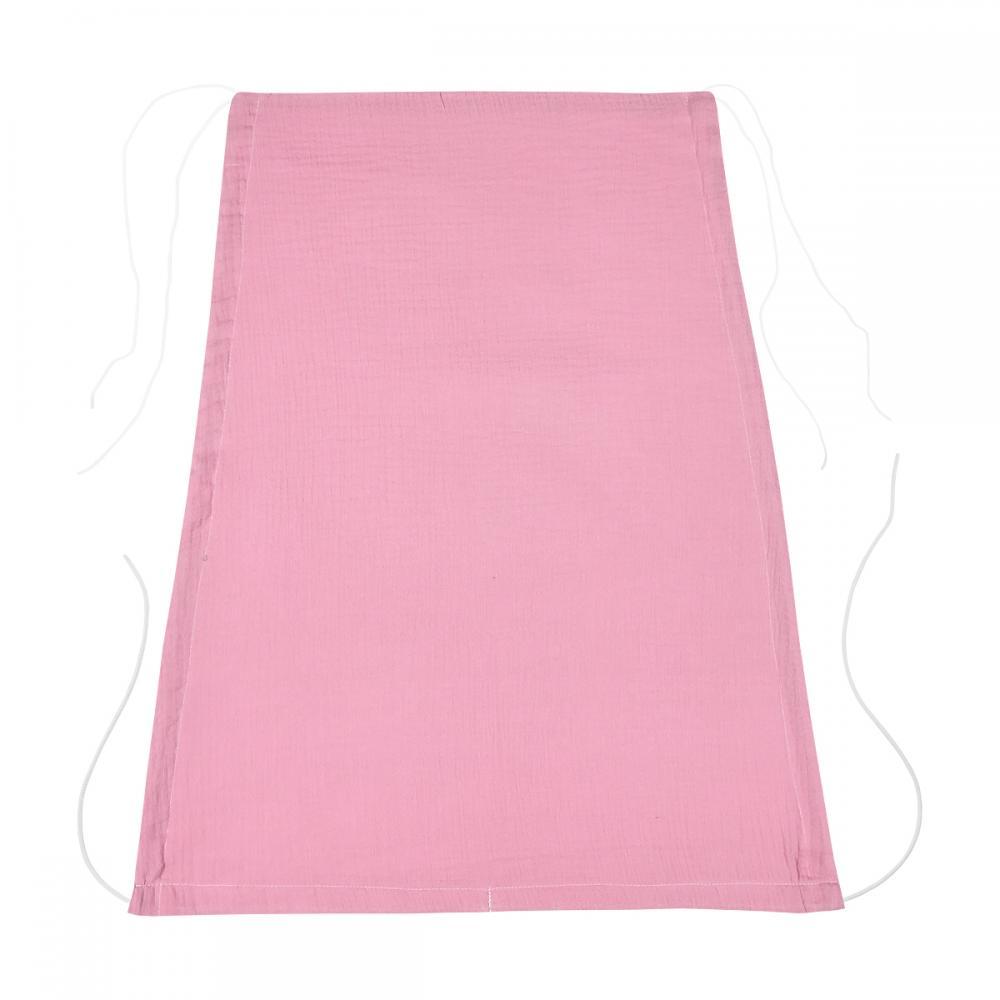 KraftKids Sonnensegel Musselin rosa