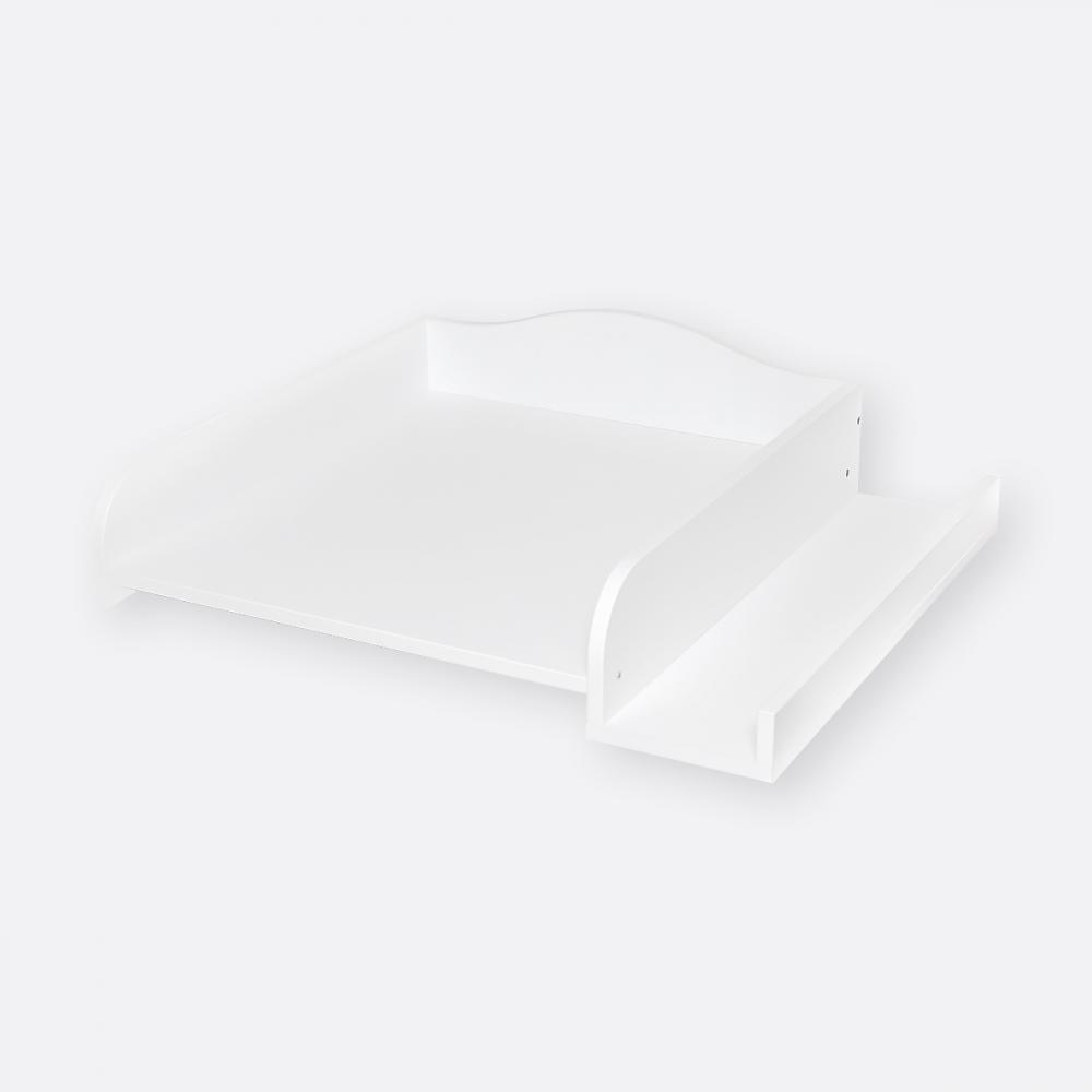 KraftKids Wickelaufsatz weiß passend für alle Waschmaschinen oder Trockner