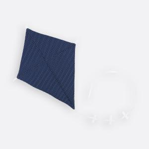 KraftKids Dekoration Luftdrache weiße Punkte auf Dunkelblau