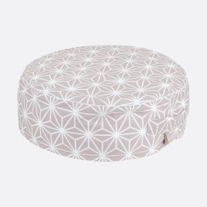 KraftKids Tipi Sets in Rosa weiße Diamante auf Cameo Rosa mit Micro-EPS-Perlen mit TOXPROOF-ZERTIFIKAT des TÜV-Rheinland