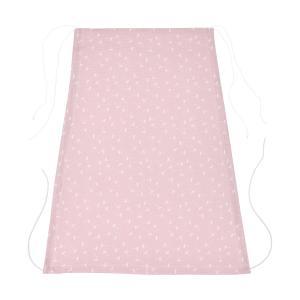 KraftKids Sonnensegel Musselin rosa Pusteblumen