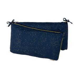 KraftKids Nestchen Sternenhimmel Nestchenlänge 60-60-60 cm für Bettgröße 120 x 60 cm
