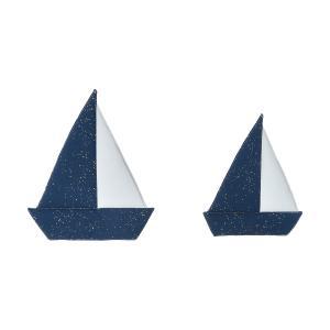 KraftKids Segelboot Sternenhimmel