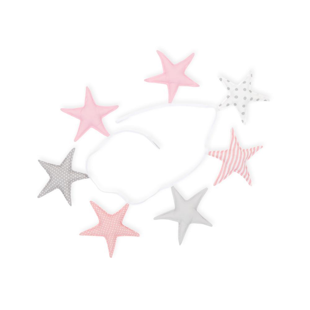 KraftKids Wimpelkette rosa