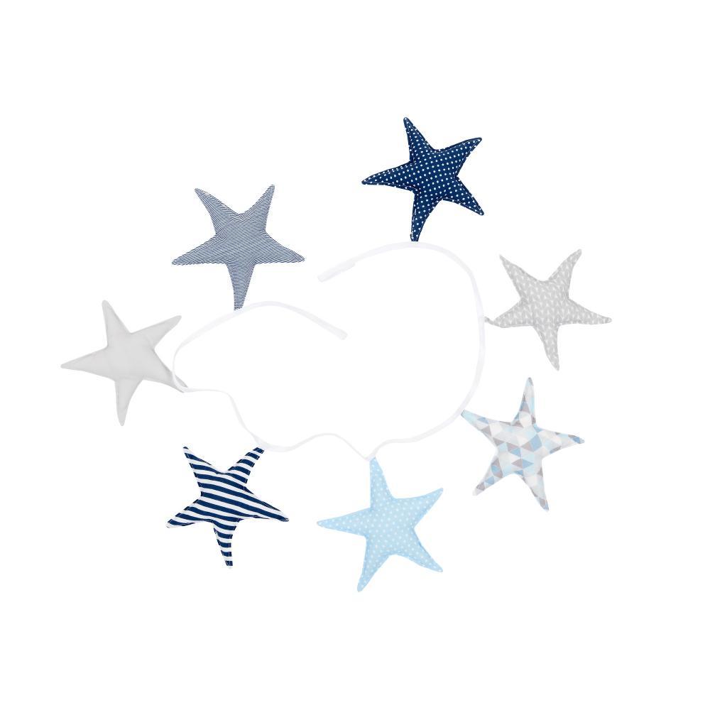 KraftKids Wimpelkette blau