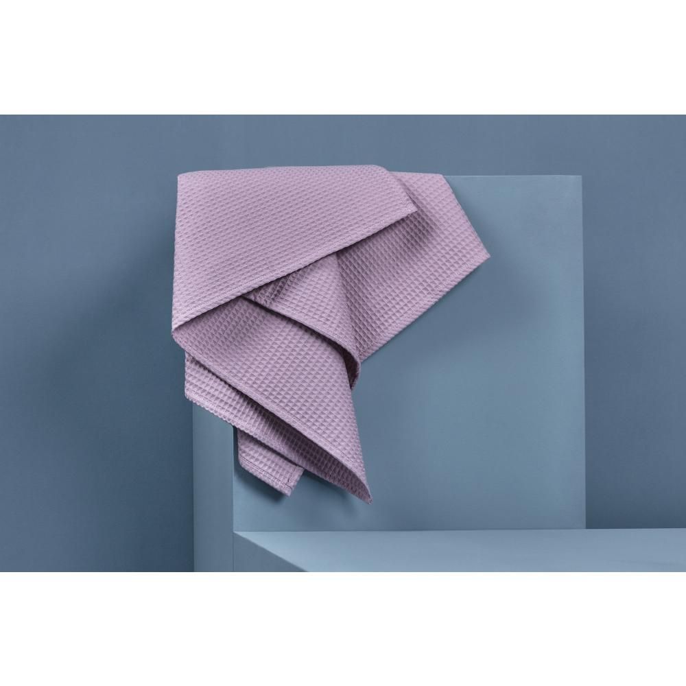 KraftKids Babydecke Waffel Piqué rosa