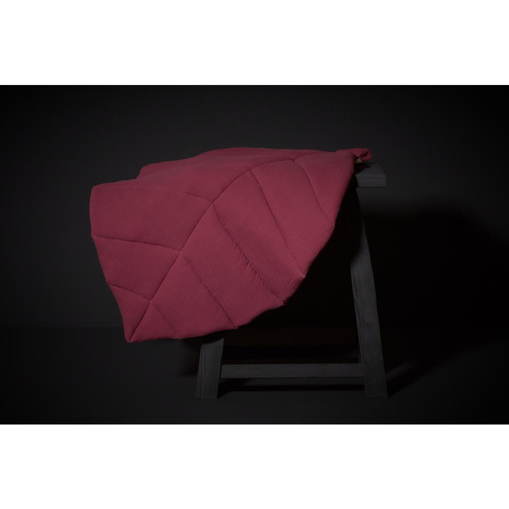 KraftKids Spielmatte Musselin purpur