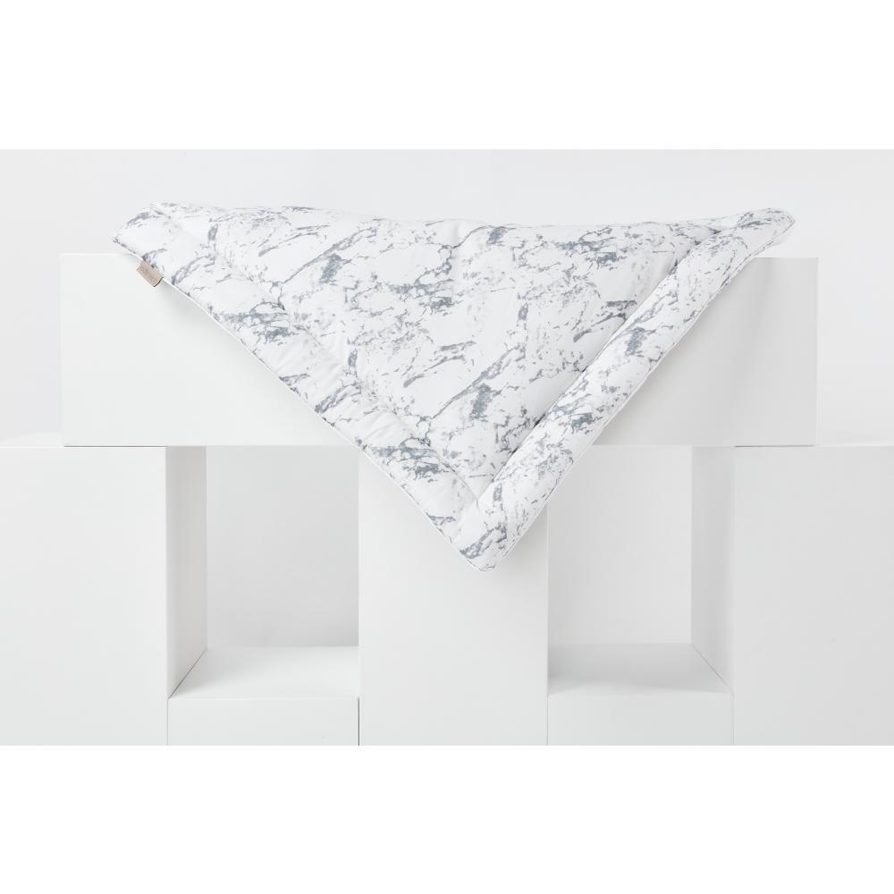 KraftKids Wickelauflage weißer Marmor breit 60 x tief 70 cm passend für Waschmaschinen-Aufsatz von KraftKids