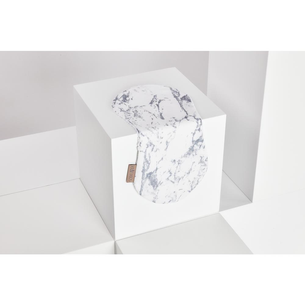 KraftKids Spucktuch weißer Marmor