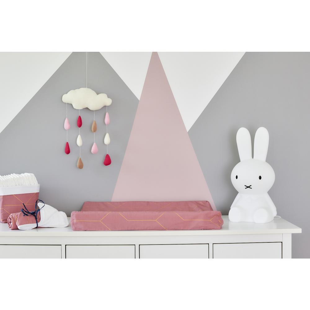 KraftKids Dekoration Mobile rosa Töne