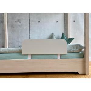 KraftKids Bettgitter weiß, zum universalem Einsatz, Rausfallschutz