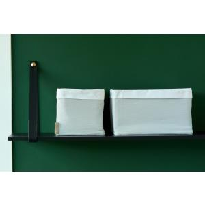 KraftKids Körbchen Doppelkrepp Grau 20 x 20 x 20 cm