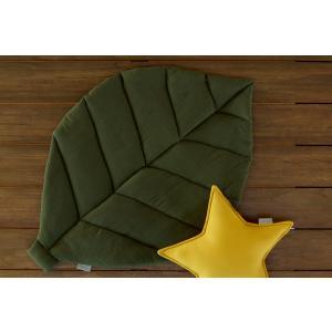 KraftKids Spielmatte Doppelkrepp Grün Herbstgrün