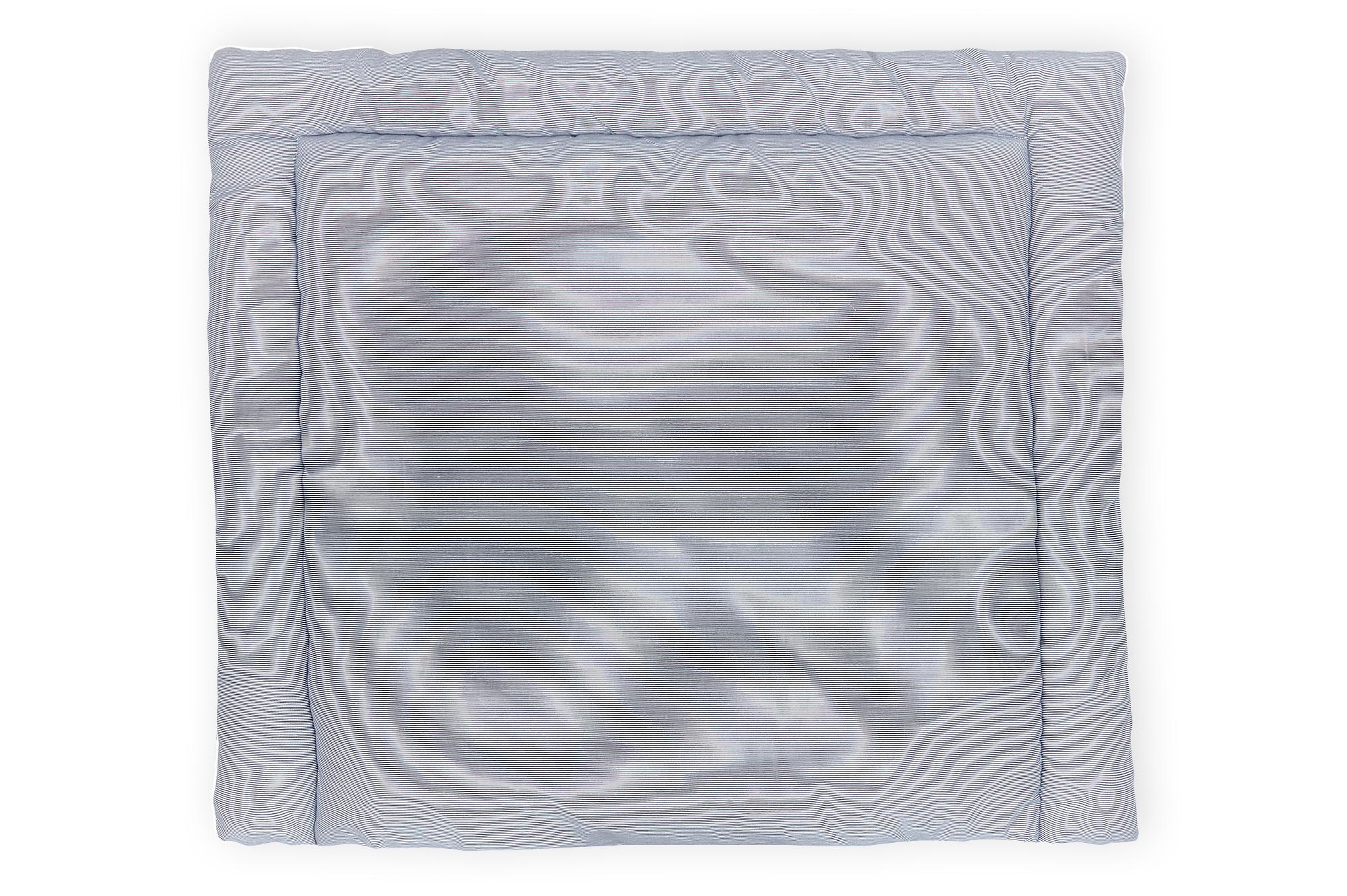 kraftkids wickelauflage d nne streifen dunkelblau breit 75 x tief 70 cm. Black Bedroom Furniture Sets. Home Design Ideas