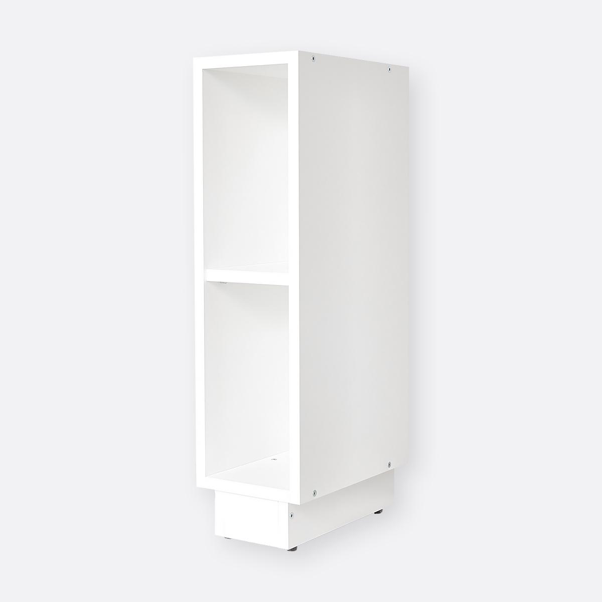kraftkids stauraumregal f r wickeltisch wei passend f r malm kommode. Black Bedroom Furniture Sets. Home Design Ideas