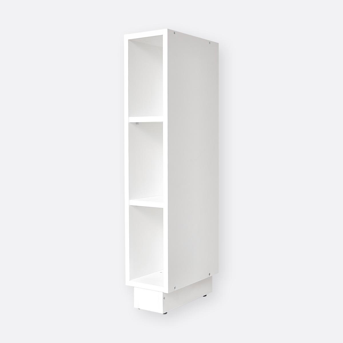 kraftkids stauraumregal f r wickeltisch wei passend f r. Black Bedroom Furniture Sets. Home Design Ideas